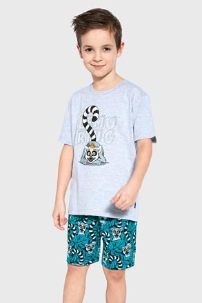 Chlapecké pyžamo Lemuring