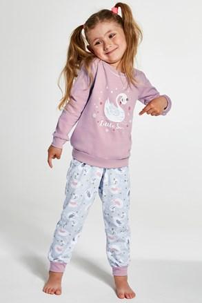 Dekliška pižama Little Swan