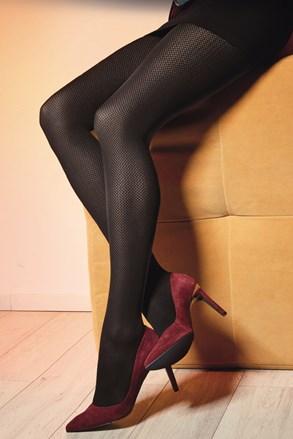 Vzorované punčochové kalhoty Lorien 09 40 DEN
