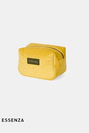 Kosmetická taštička Essenza Home Lucy Mustard