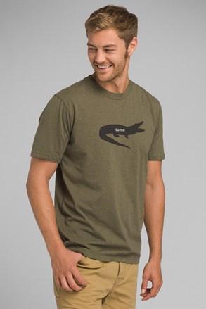 Pánské sportovní tričko PRANA Later Alligator Journeyman