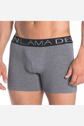 Pánské boxerky LAMA Design Grey