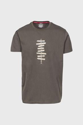 Pánské tričko Mapping
