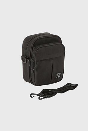 Sportovní taška malá Meatfly Hardy černá