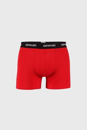 Červené boxerky Cale