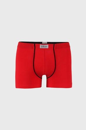 Červené boxerky Saul
