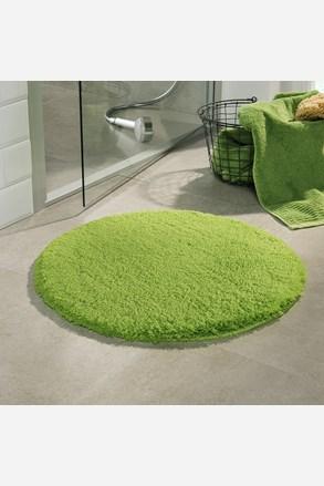 Koupelnová předložka Malmo zelená