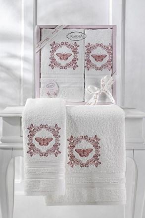 Dárková sada ručníků Cream