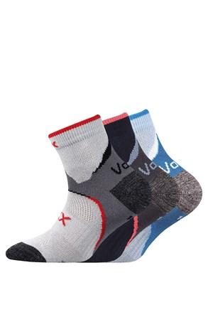 3 pack chlapeckých ponožky Maxterik