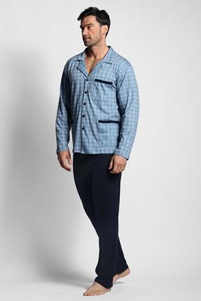 Kostkované pyžamo Ales