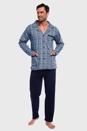 Kostkované pyžamo Ales III