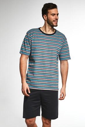 Pruhované pyžamo Meska