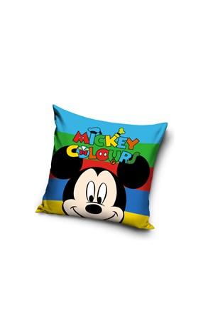 Povlak na polštářek Mickey Happy