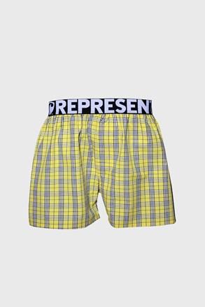 Represent Classic Mike férfi alsónadrág sárga