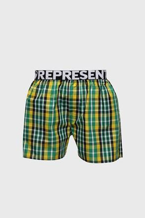 Žlutozelené trenýrky Represent Classic Mike