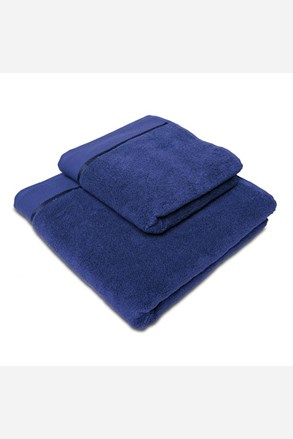 Ručník mikrobavlna námořnická modrá