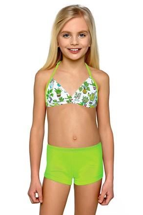 Dívčí dvoudílné plavky Funny