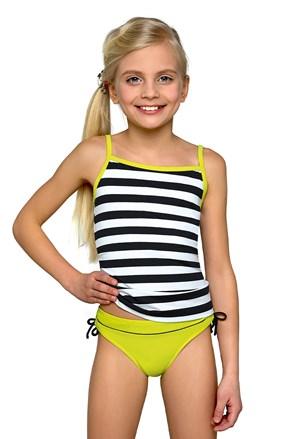 Dívčí dvoudílné plavky Sunny