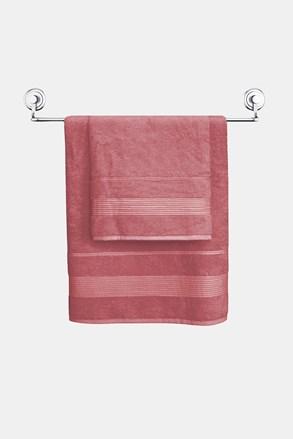 Bambusový ručník Moreno růžový
