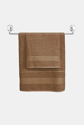 Bambusový ručník Moreno hnědý