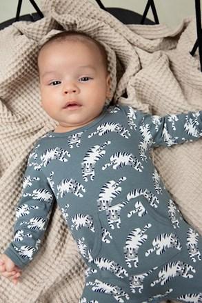 Chlapecký kojenecký overal Animal