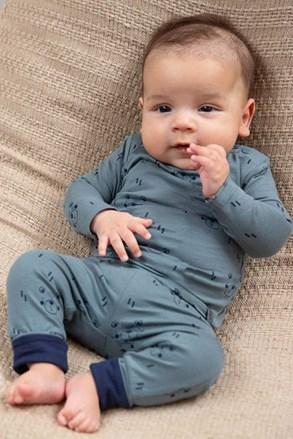 Chlapecké kojenecké tepláky Babies day