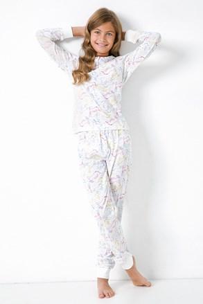 Dívčí pyžamo Jednorožec
