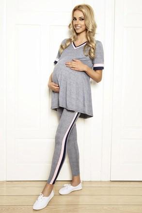 Těhotenské pyžamo Elen