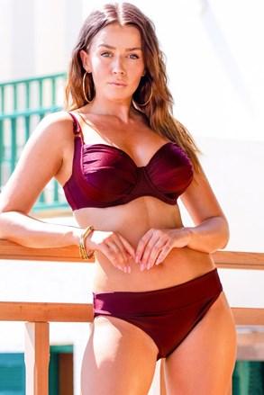 Dámské dvoudílné plavky Chloe Grape