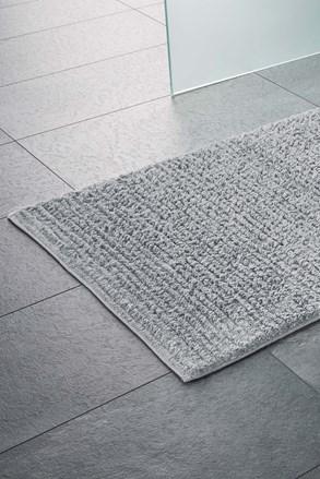 Koupelnová předložka Agra šedá