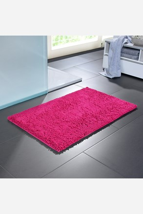 Koupelnová předložka Bologna růžová