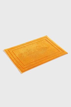 Jasmina fürdőszobai kilépő, narancssárga
