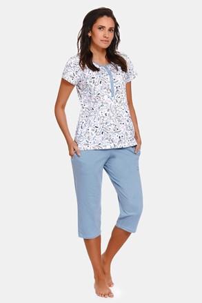 Mateřské kojicí pyžamo Flower