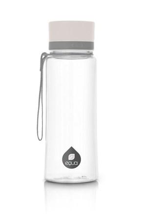 Plastová láhev EQUA Plain White 600ml