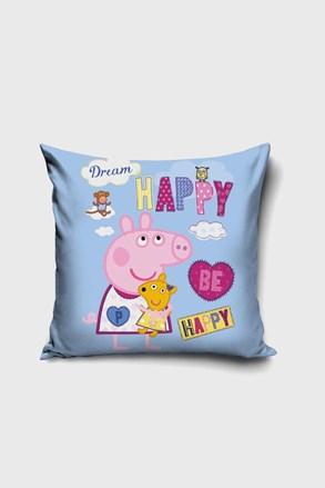 Povlak na polštářek Peppa Be Happy