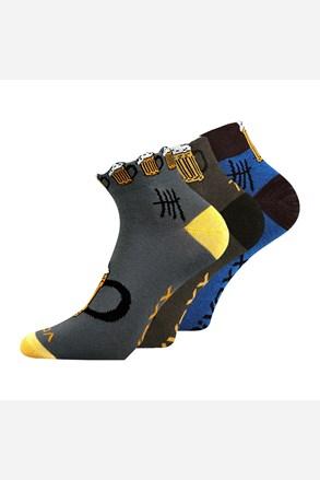 3 pack pánských ponožek Piff