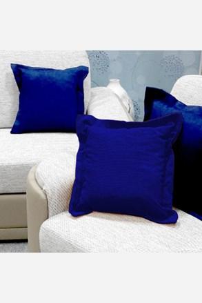 Dekorační polštář modrý