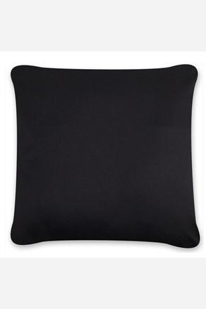 Povlak na polštářek Uni černá