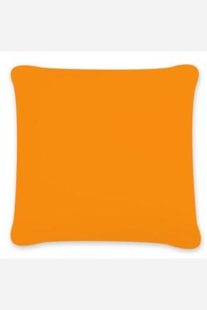 Povlak na polštářek Uni oranžový