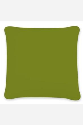 Povlak na polštářek Uni zelený