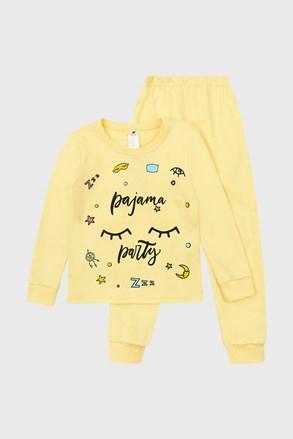Dívčí svítící pyžamo Pretty Dream