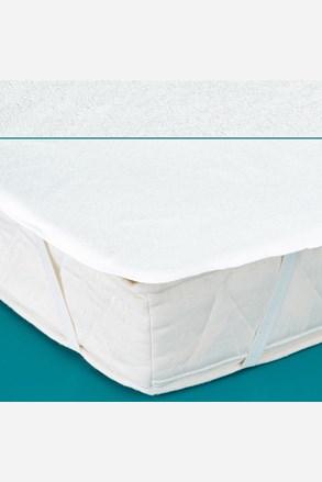Matracvédő gyerekágyba, nem engedi át a folyadékot