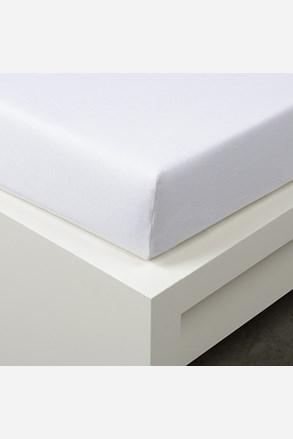 Napínací prostěradlo Tencel bílé
