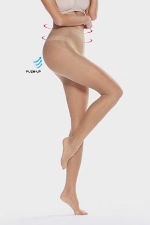 Punčochové kalhoty s Push-Up efektem 20 DEN