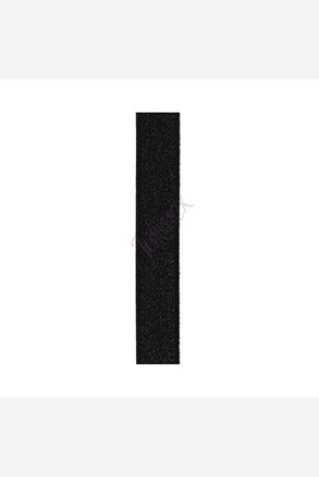 Черни текстилни презрамки 14 мм
