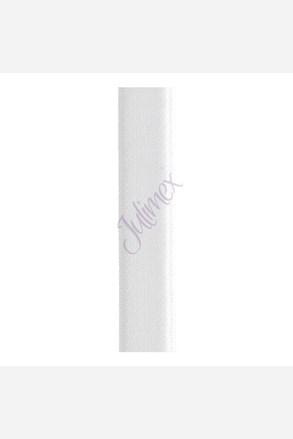 Бели текстилни презрамки 18 мм