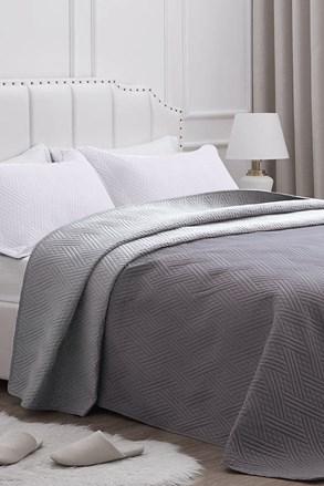 Přehoz na postel Relax grey