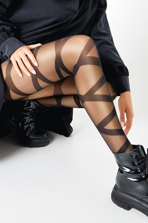 Dámské punčochové kalhoty Ribbon 20 DEN