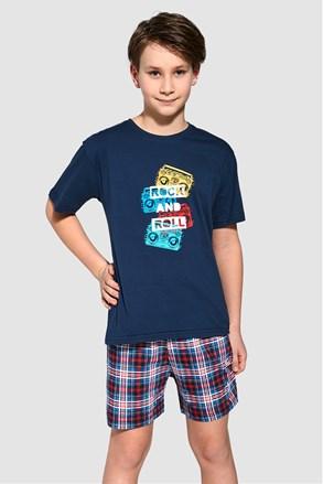 Chlapecké pyžamo Rock and Roll