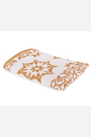 Kuchyňský ručník Mozaika béžový